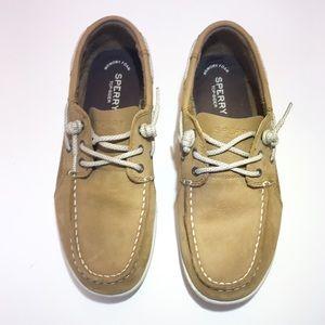 Sperry Boys Lanyard Boat Shoe